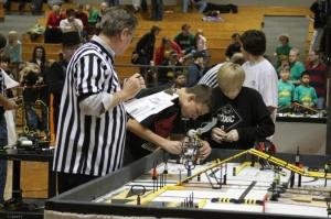 Grandville FIRST Lego League Tournament