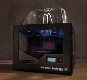 RoboDawgs 3D Printer