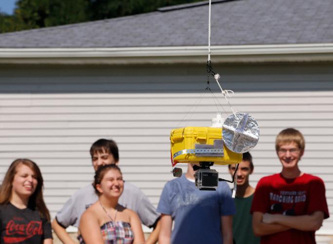 RoboDawgs BalloonSat