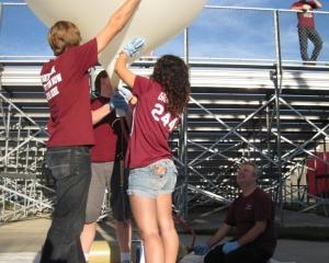 RoboDawg Balloon Launch