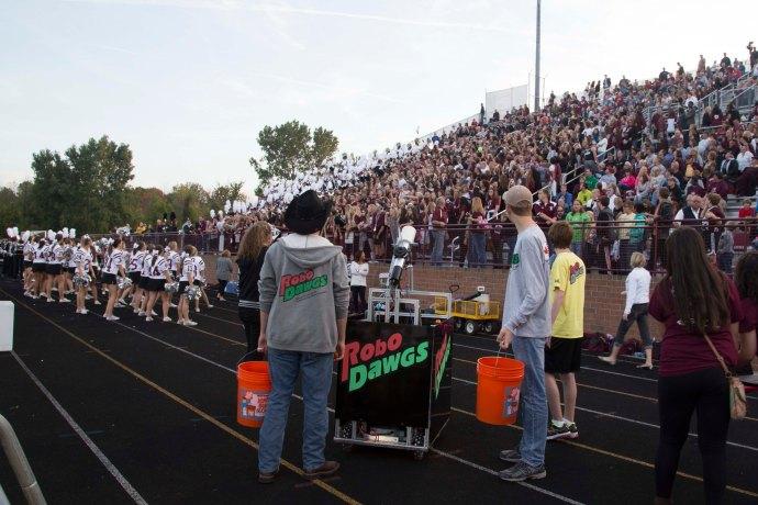 Grandville High School RoboDawgs