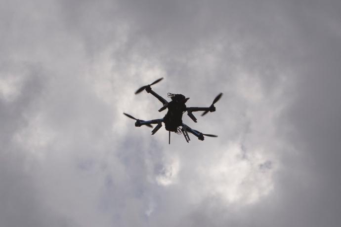 RoboDawgs Drone
