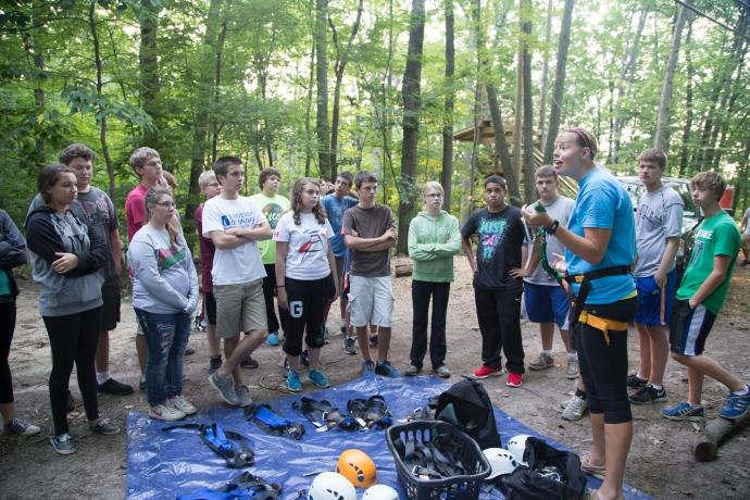 August 2014 VEX Camp 15