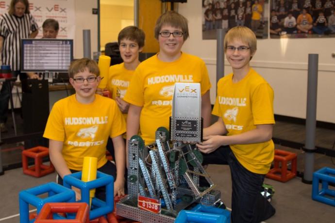 Grandville Robotics