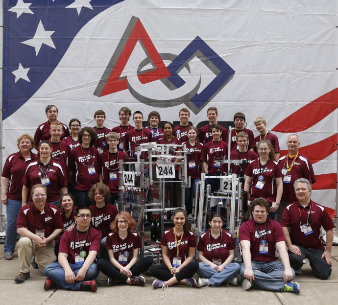 Grandville High School RoboDawgs