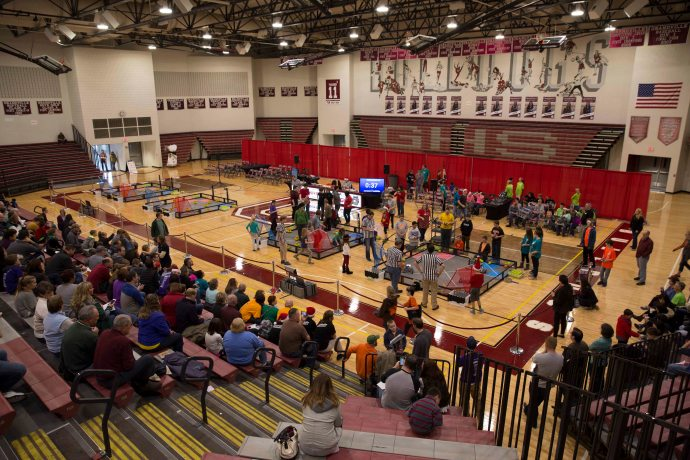 Photo Courtesy of the Grandville Robodawgs