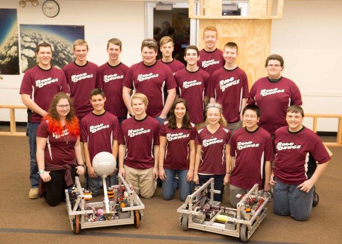 RoboDawg 216 Ship Day Photo 022316 -1