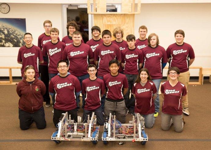 RoboDawg 288 Ship Day Photo 022316 -1